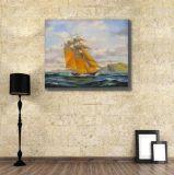 Стены окраска парусного судна