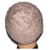 주문 아기 귀여운 재미있은 겨울 모자 크로셰 뜨개질 베레모