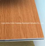Fabriqué en Chine Revêtement PVDF Panneau mural Panneau composite en aluminium de 4 mm