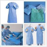 Non-Woven поставщики ткани для хирургической мантии