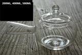 De Pot van de Thee van het glas met het Filter Gekookte Verwarmingstoestel van de Thee van het Theestel van de Pot van de Thee