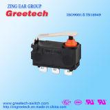 Interrupteur micro électronique 3A micro-interrupteur automobile avec RoHS et UL
