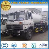 heißer Verkauf 4X2 12000 Liter Vakuum-LKW-12 Tonnen Abwasser-Absaugung-LKW-