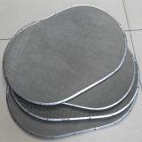 Acoplamiento tejido del acero inoxidable para el acoplamiento del filtro
