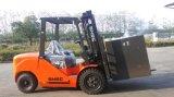 chariot élévateur de la capacité 4000kg avec l'engine du Japon Isuzu