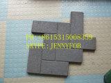 Блокировка для использования вне помещений напольный коврик, резиновый напольный плиткой и тренажерный зал напольный коврик