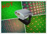 De mini Groene +Red Ster van de Laser