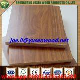 La melamina caliente del color sólido de la venta hizo frente a la madera contrachapada, madera contrachapada hecha frente papel de la melamina