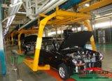 車の一貫作業及び生産ライン