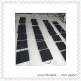 Chinese Marmeren Absolute Zuivere Zwarte Countertop van het Graniet