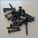 Gypsum Boardのための3.5mm BlackおよびGrey Phosphatized Drywall Screw