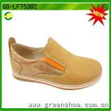 Chaussures occasionnelles élégantes de garçons chauds de couleur (GS-LF75302)