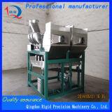 Pimenta que processa a maquinaria, moinho do pimentão, triturador dos pimentões