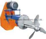 1250mm Massen-Brust-Quirl-Massen-Aufsatz-großes Schrauben-Propeller-Zermahlen