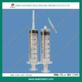 1ml-100ml 3-Parts steriler Luer Verschluss/Luer Beleg-Wegwerfspritze