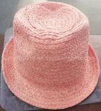 [فشيونل] موجزة بنت [سترو هت]/فصل صيف قبعة/[سترو هت] ورقيّة ([ده-له9117])
