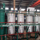 2t/D Soybean Oil Refining Machine Mobile Oil Refinery