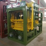 Qt 4-15のブロックの成形機の/Constructionのブロックの機械装置