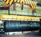 Aço Material Handling Suspender Beam Electro Magnet Lifter