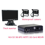 Automobile 3G/4G WiFi GPS Mobile DVR & Car Camera a Vehicle Safety