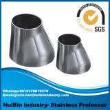 201 202 SS304 316ステンレス鋼の衛生管付属品の女性のアダプターのステンレス製の接合箇所