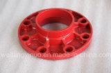 La bride fendue en acier ductile High-Qualitied avec FM/UL/approbation Ce PN 16 et ANSI Classe 150