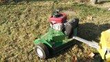 トレーラーの芝刈り機の切断幅42inch 16HPの電気エンジン