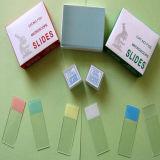 Super freie Mikroskop-Plättchen 7109 färben