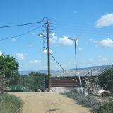 소형 Solar Wind Power Generator Hybrid System 1000W