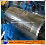 Tiras galvanizadas para materiais da quilha