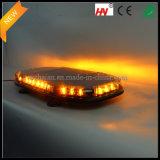 Lichten van de Waarschuwing van de Auto van de Veiligheid SMD van het Ce- Certificaat de Amber