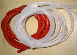 Tube de silicones, tuyauterie de silicones, boyau de silicones avec des silicones de catégorie comestible (3A1003)