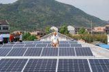 10kw 태양 에너지 시스템을%s 단청 태양 전지판 250W