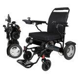 Garantie de la qualité 2017 pliant le fauteuil roulant d'énergie électrique avec la batterie au lithium