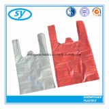 HDPE van de douane Plastic het Winkelen van de T-shirt Zak