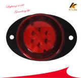 LED는 트럭 트레일러를 위한 빛 램프, LED 위치등 공급자 Lb901를 증가한다