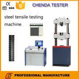 Machine de test de tension de tension universelle hydraulique de la machine de test du test Machine+Steel de Waw1000b Price+Compression