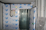 2000kg低温貯蔵部屋が付いているコンテナに詰められたアイスキャンディーメーカー機械