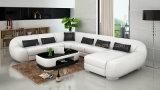 Sofá secional de couro confortável do projeto da fantasia G8022