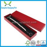 De douane maakt het Vakje van de Verpakking van de Juwelen van het Document voor Halsbanden