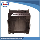 4df1-09d: De Radiator van het water voor de Dieselmotor van Shanghai