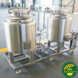 Mini strumentazione di preparazione della birra dei 2-3 barilotti