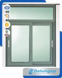 Окно PVC окружающей среды содружественное с стеклом 5mm Tempered