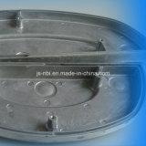 솔질 가장자리를 가진 LED 기업을%s 알루미늄 고압 주물
