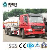 10t-50tの熱い販売のSinotruk HOWOの石油タンカーのFuleのタンク車