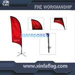 Bandeira da pena da bandeira do Teardrop da alta qualidade