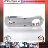 陽極酸化されるアルミニウム部品の金属板の製造を押す