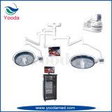 Función de enfoque eléctrico LED de lámpara de funcionamiento