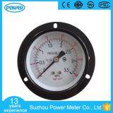 [75مّ] سوداء فولاذ يربط حالة مع شفير [لوور] مقياس ضغط