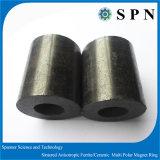 陶磁器の磁石のコア機器のための常置亜鉄酸塩の磁石のリング
